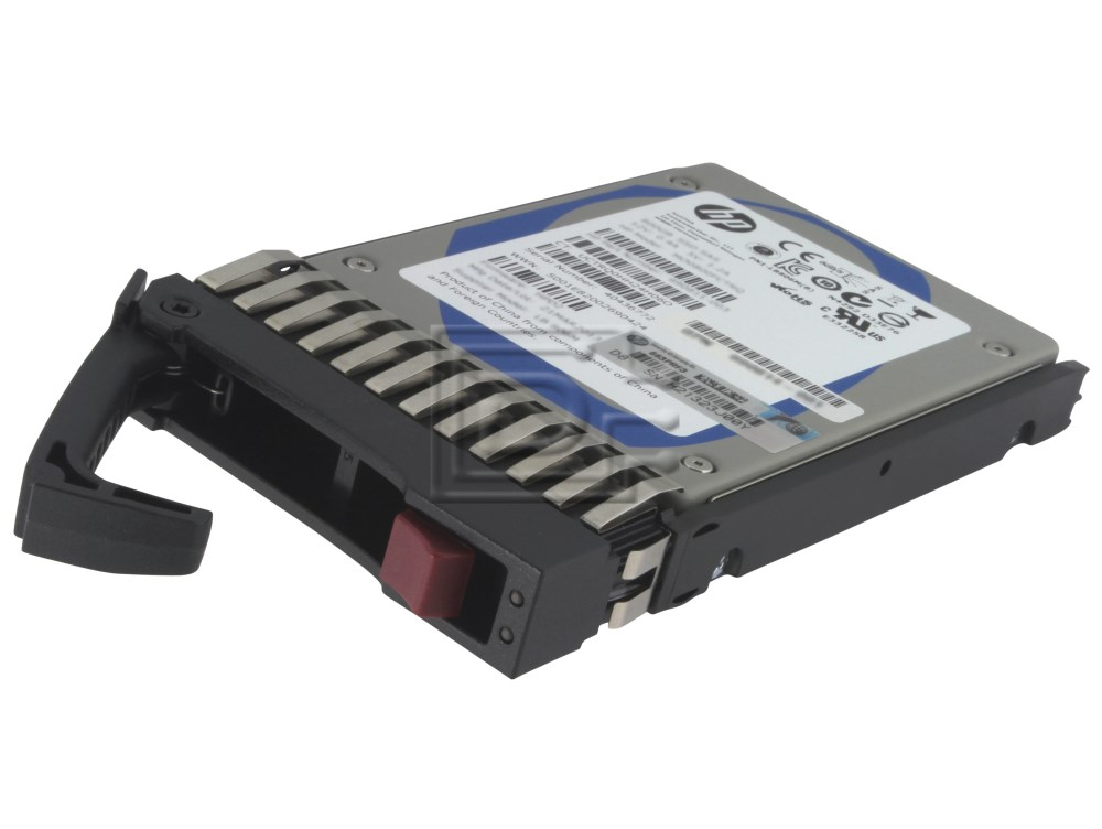 HEWLETT PACKARD 741157-B21 SAS Solid State Drive image 2