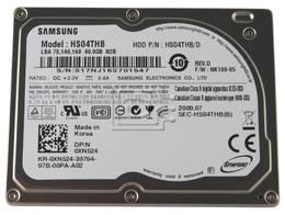 SAMSUNG HS04THB XN524 0XN524 ATA-100 Hard Drive HDD