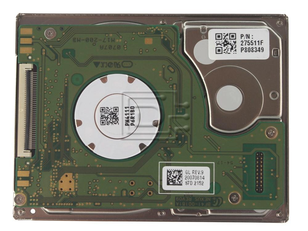 SAMSUNG HS081HA 655-1387D iPod CE hard drive image 2