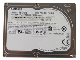 "SAMSUNG HS12UHE SATA 1.8"" Hard Drive"