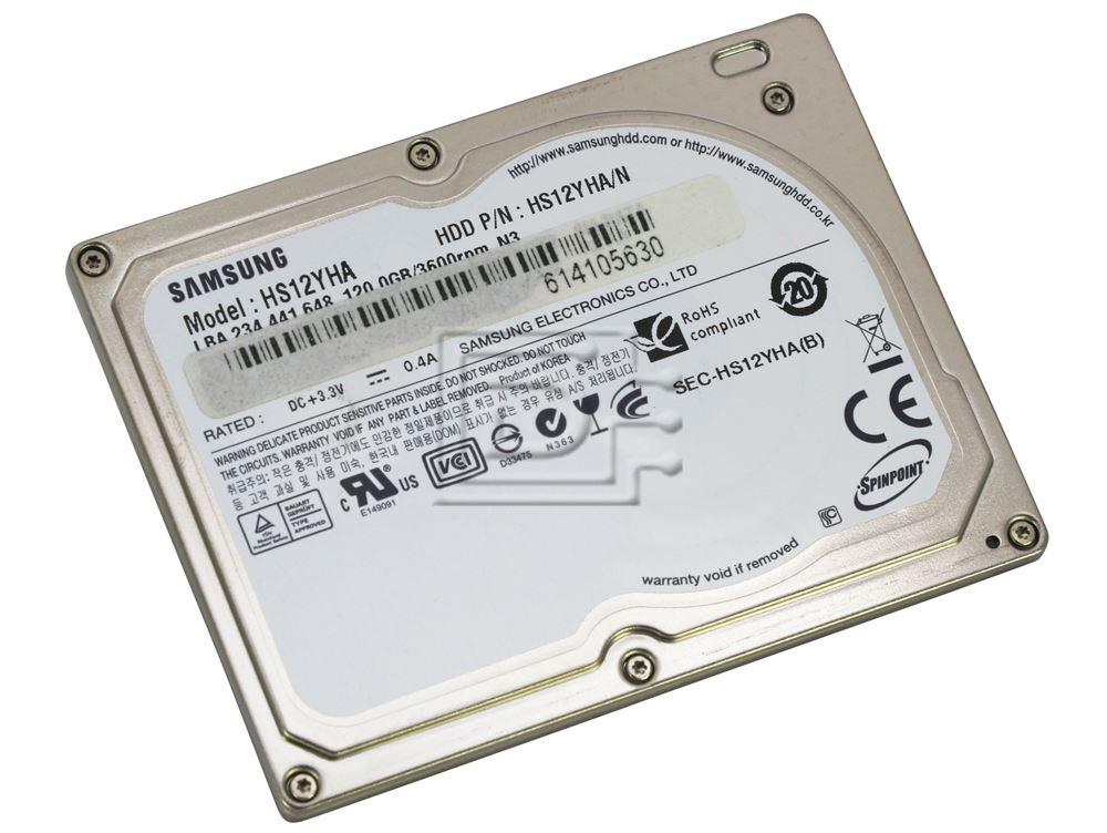 SAMSUNG HS12YHA iPod CE hard drive image 2