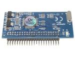 Generic CAB-IDE-INT-MSATA-44P-BN-OE Micro SATA IDE Adapter Converter