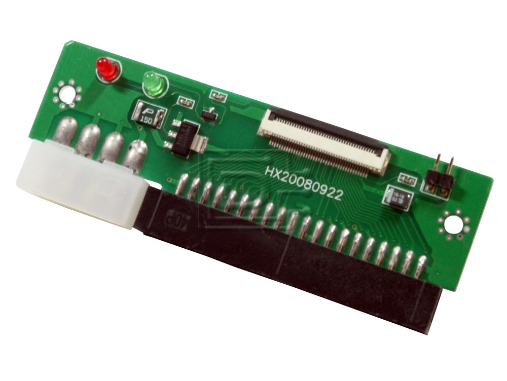 Generic CAB-IDE-INT-ZIF-40p-BN-OE ZIF to IDE Adapter image 2