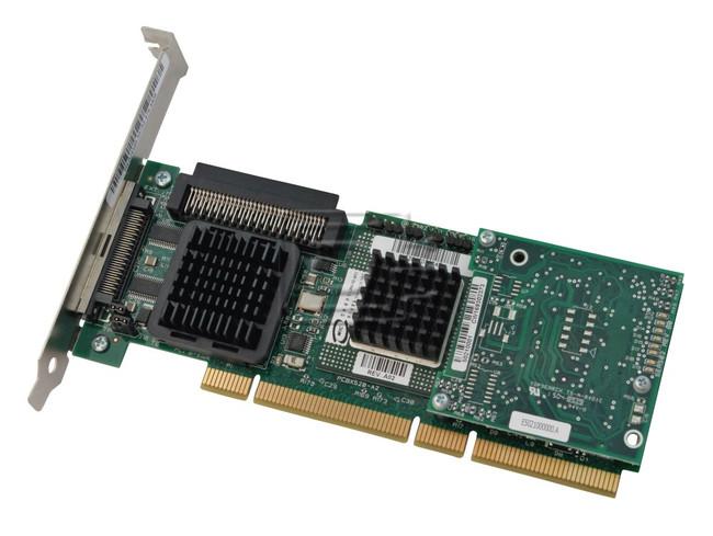 Dell J4588 C4372 1U295 SCSI RAID Controller Card image 1