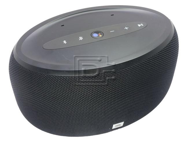 JBL Harman JBLLINK300BLKUS JBLLINK300BLKUS WIFI Speaker Google Assistant image 1