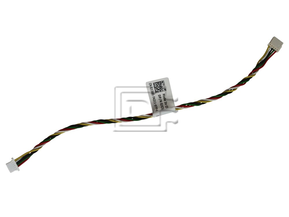 Dell JC881 Dell battery assembly cable image 1