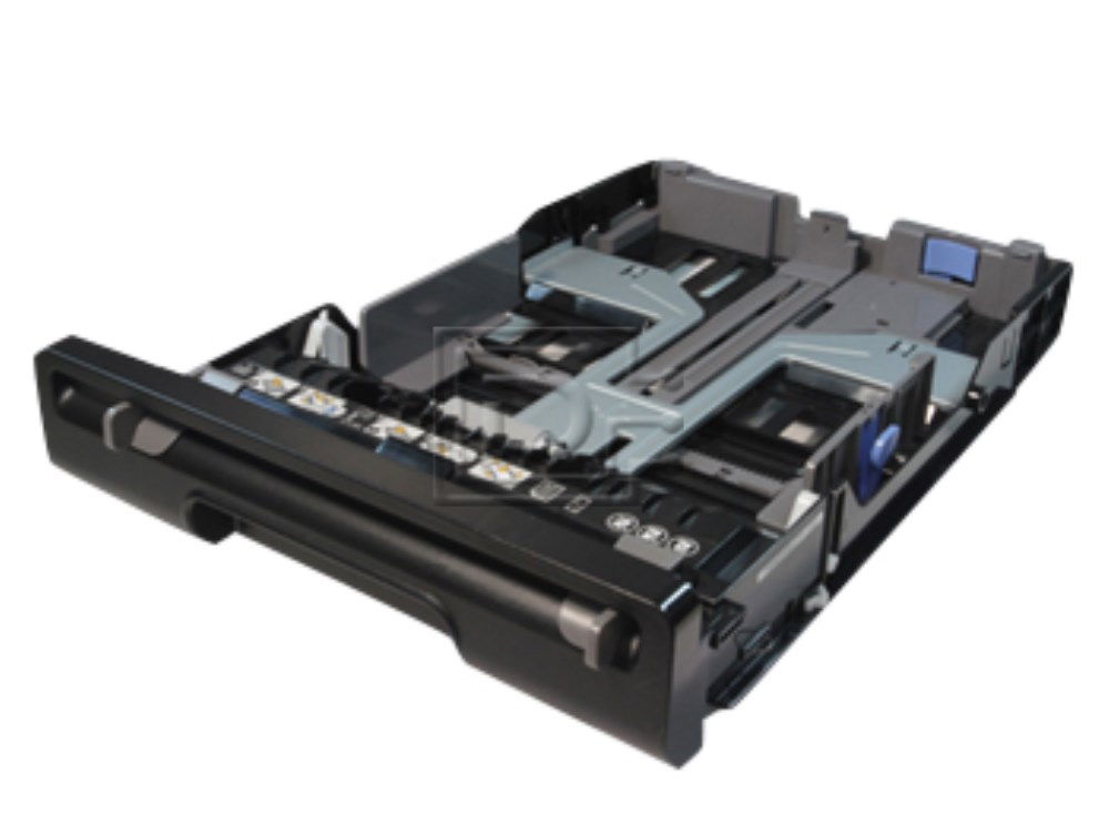Dell JP488 250 sheet paper tray Dell 1320c color laser printer image