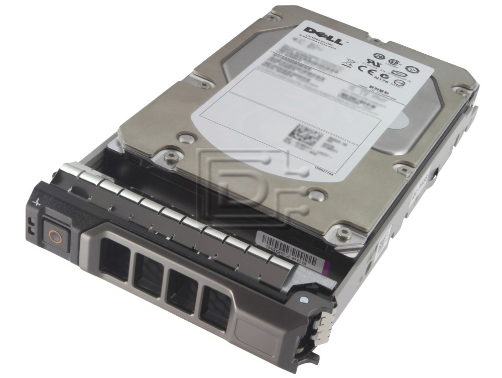 Dell 400-AGMN D59HH 0D59HH SATA Hard Drive Kit KG1CH image 1