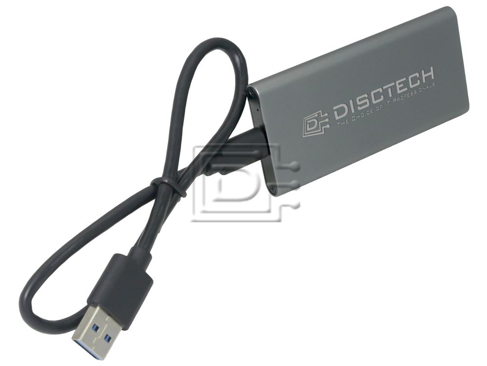 DiscTech CAS-KIT-USBC-1TB-BN-OE USB USB-C USB C 3.1 USB-SSD SSD Portable SSD image 1