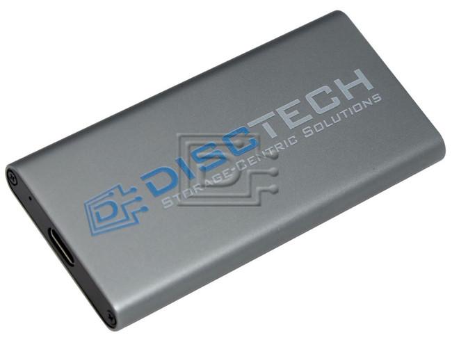 DiscTech CAS-KIT-USBC-1TB-BN-OE USB USB-C USB C 3.1 USB-SSD SSD Portable SSD image 2