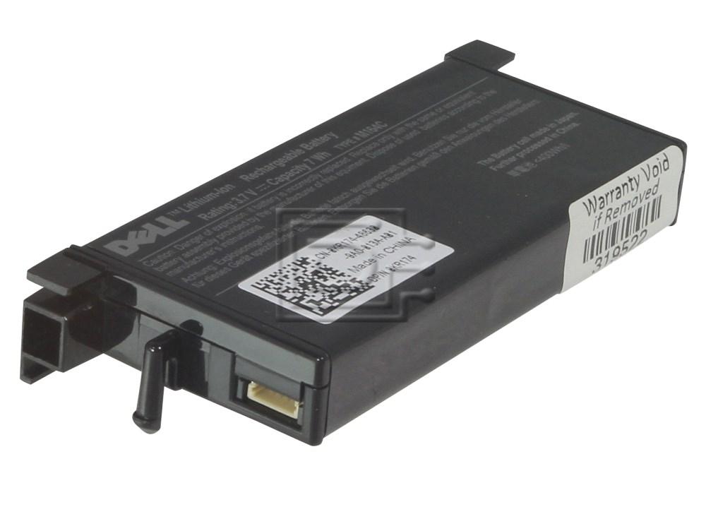 Dell KR174 M9602 X8483 M164C 0M9602 0X8483 0M164C 0KR174 GC9R0 0GC9R0 PERC 5e 6e 5/E 6/E Battery KR174 M9602 X8483 GC9R0 image 1
