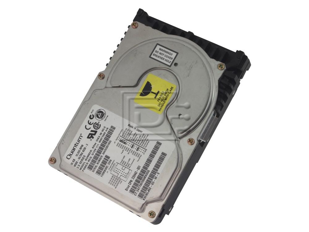 Maxtor KW36L0 SCSI Hard Drive image 1