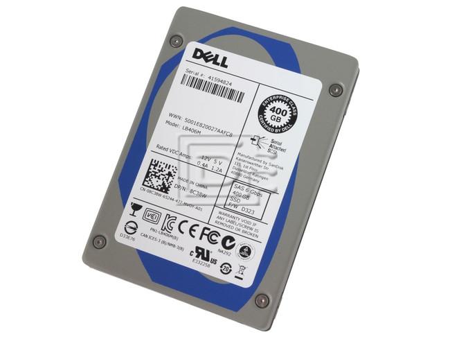 SANDISK LB406M 8C38W 08C38W SAS SSD image 1