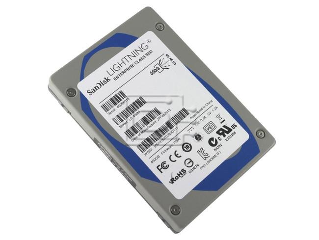 SANDISK LB406M sTec 400GB SAS SSD Drive image 2