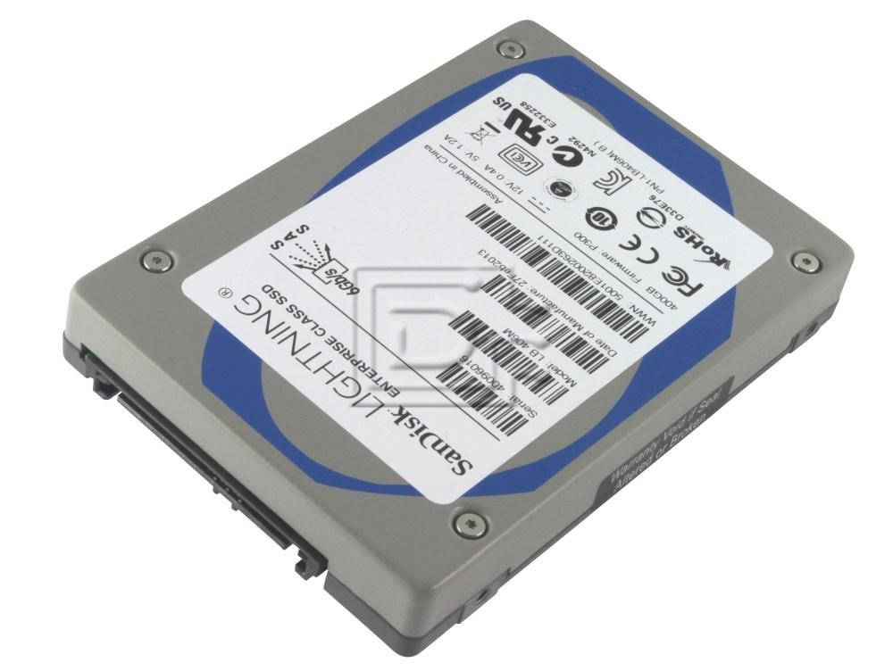 SANDISK LB406M sTec 400GB SAS SSD Drive image 3