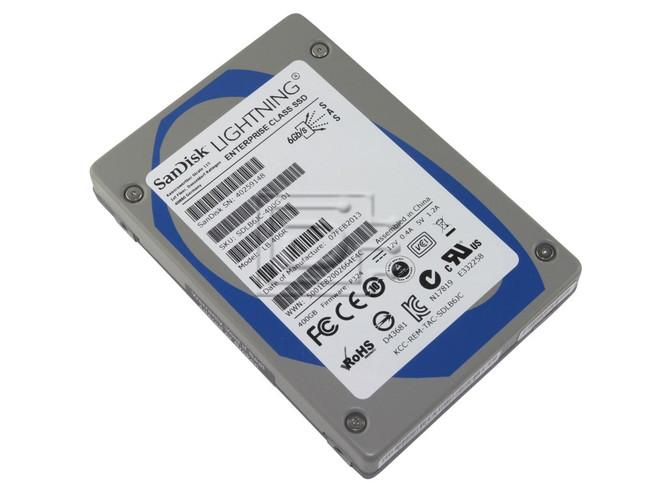 SANDISK LB406R sTec 400GB SAS SSD Drive image 2