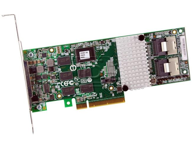 LSI Logic LSI00213 3ware 512MB PCIe SAS SATA RAID Contoller