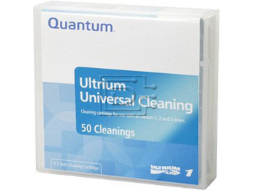 QUANTUM MED-LTO3-CLEAN LTO 3 Tape Cleaning Cartridge image 1