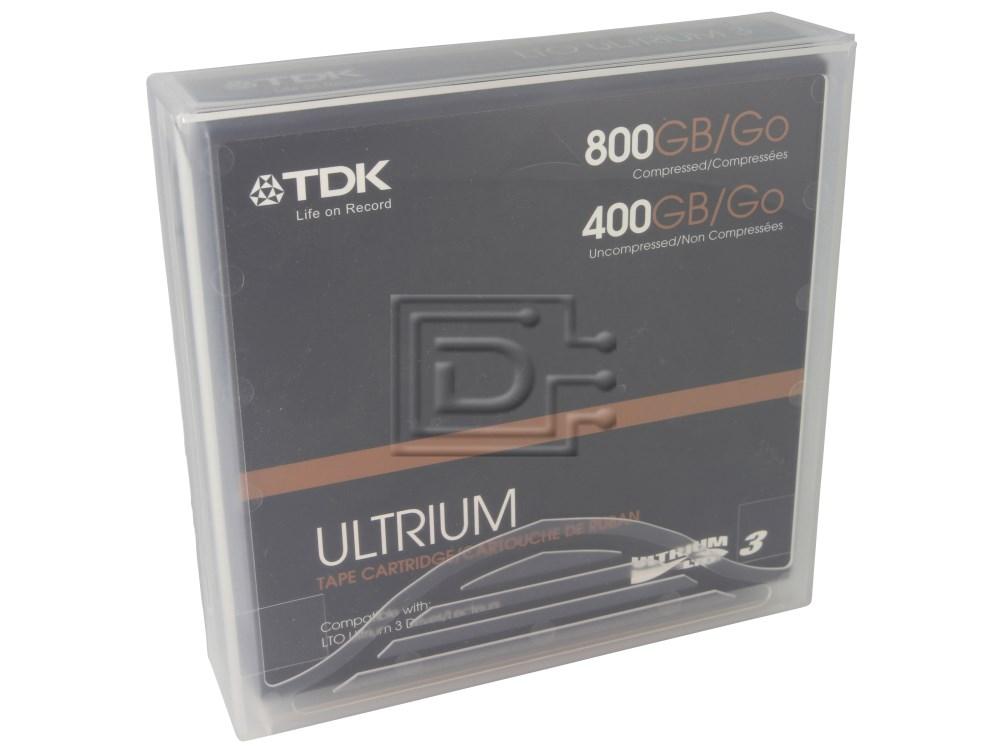 QUANTUM 341-2649 341-2654 MR-L3MQN-01 CLM800 LTO 3 LTO3 Tape Cartridge image