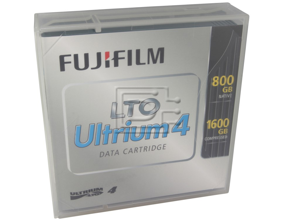 QUANTUM MR-L4MQN-01 26247007 0YN156 YN156 95P4436 LTX800G 26592 183906 C7974A D2407-LTO4 LTO 4 LTO4 Tape Data Cartridge image