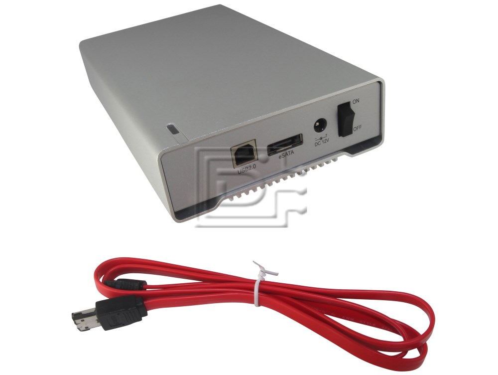 Mapower MAP-H31MCSJ External Aluminum SATA Hard Drive Case image 1