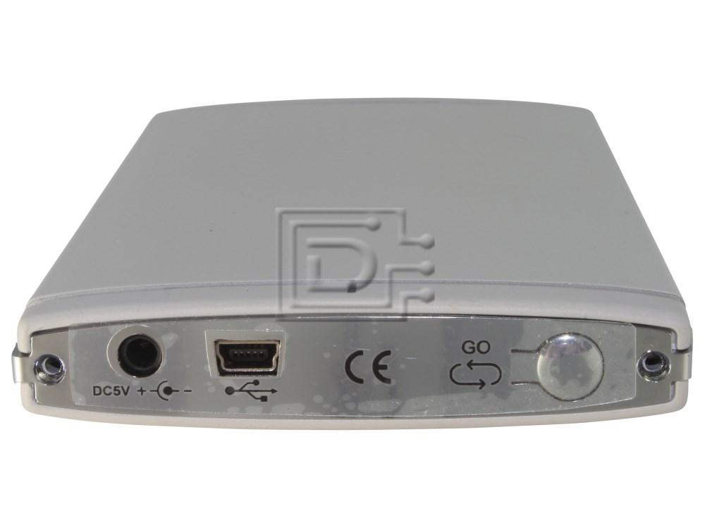 "Mapower MAP-OT21U2V-P External Aluminum 2.5"" IDE Hard Drive Case image 1"
