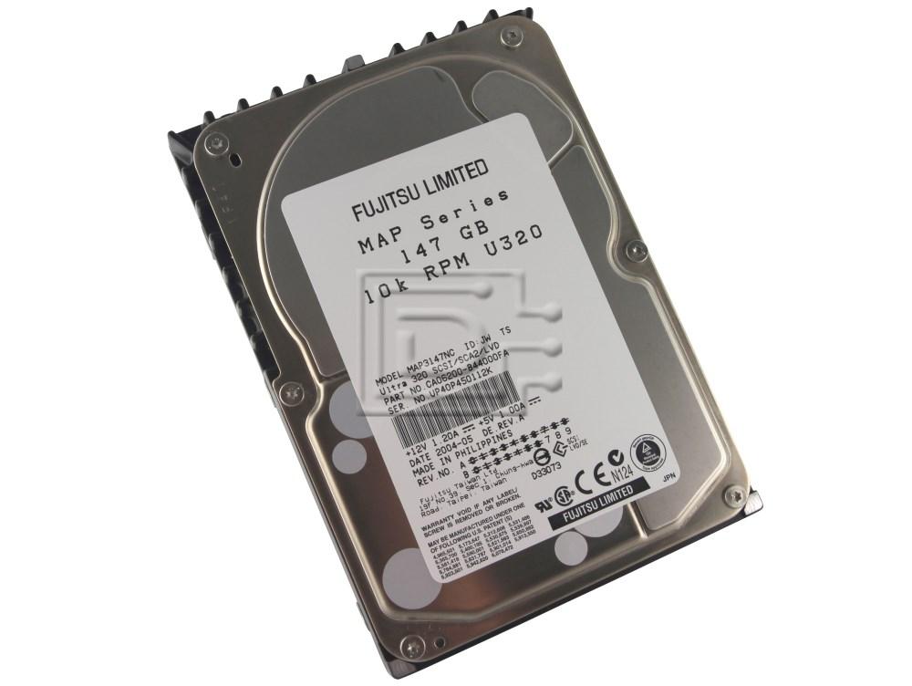 FUJITSU MAP3147NC SCSI Hard Drive image 1
