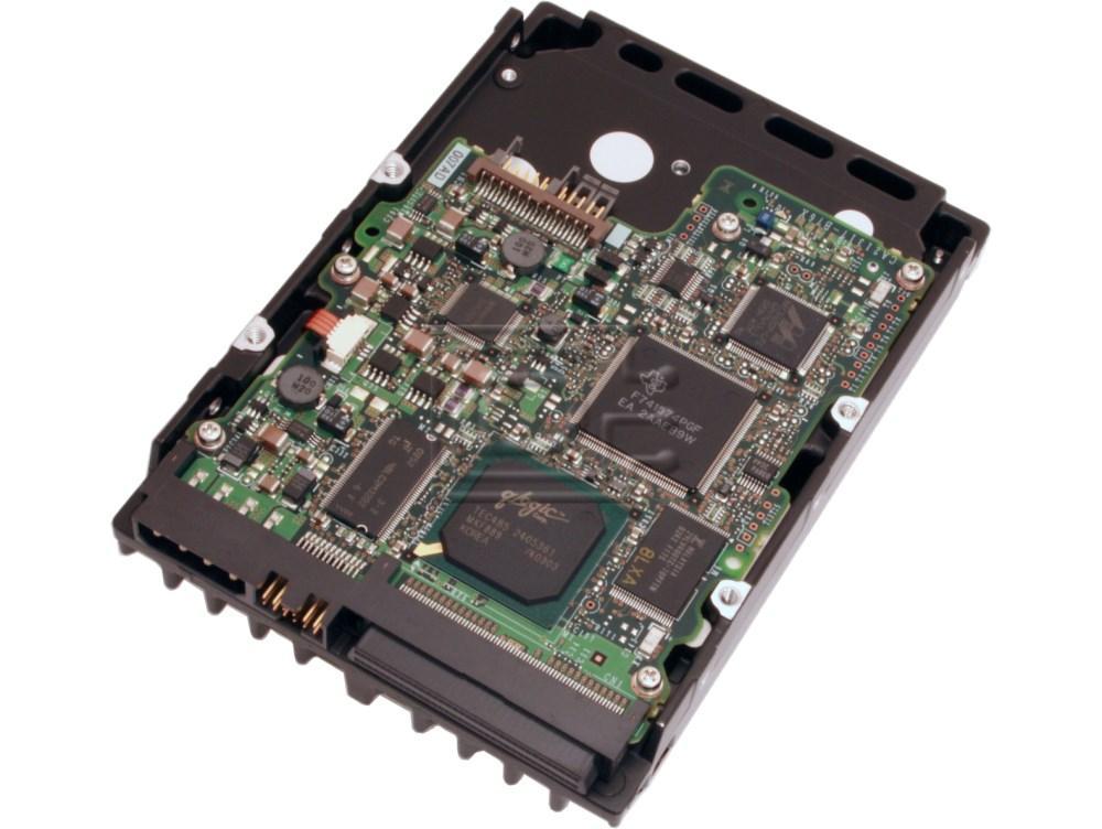 FUJITSU MAS3735NC SCSI Hard Drive image 2