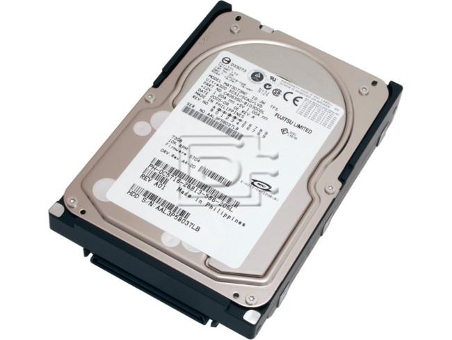 FUJITSU MAT3073NC SCSI Hard Drive image 1