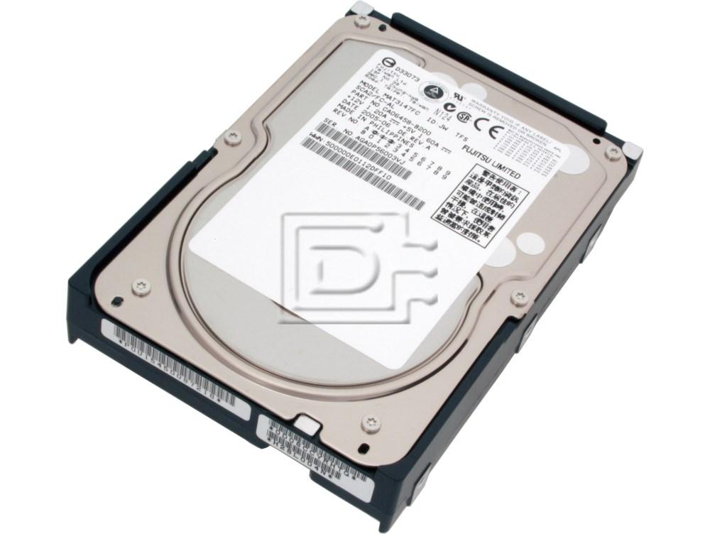 FUJITSU MAT3147FC Fibre Fiber Channel Hard Disks image 1
