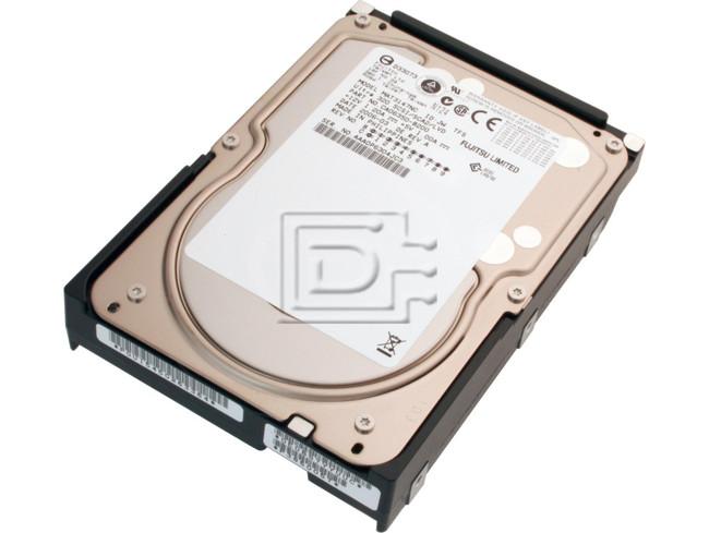FUJITSU MAT3147NC SCSI Hard Drive image 1