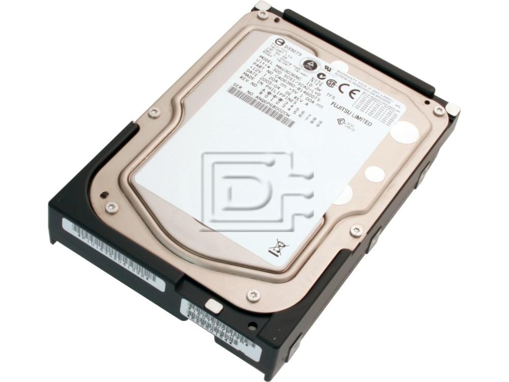 FUJITSU MAU3036NC SCSI Hard Drive image 1