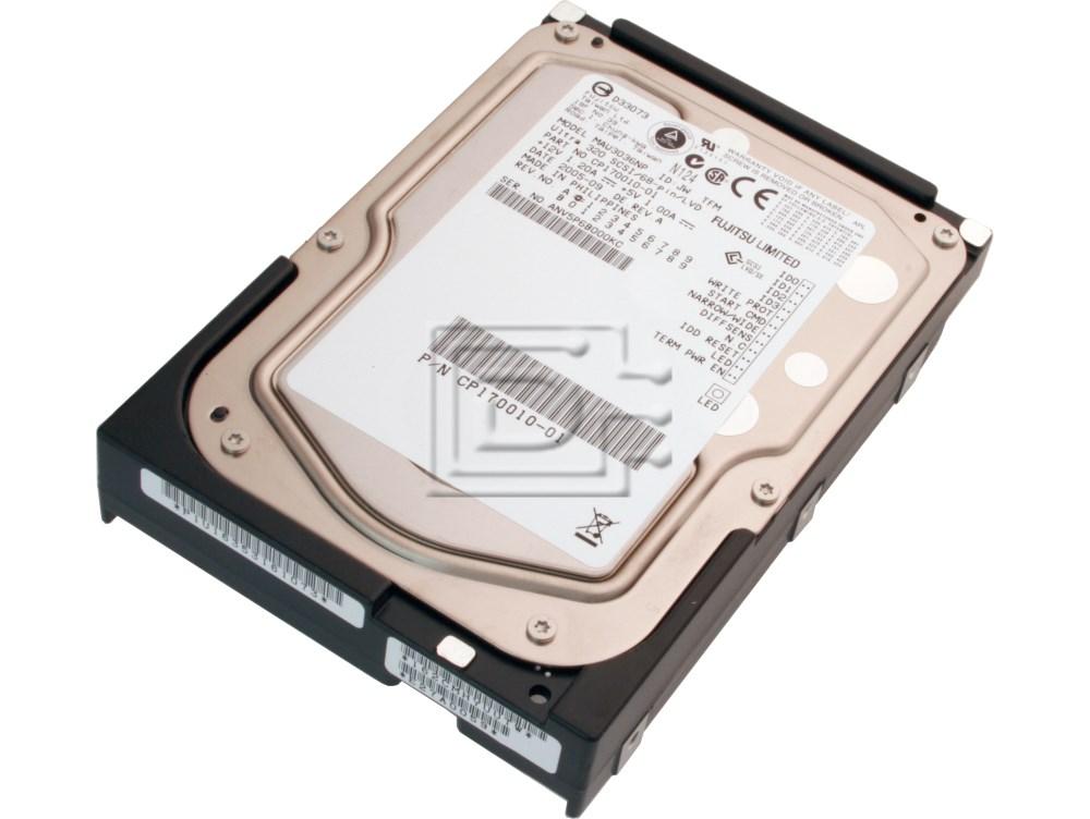 FUJITSU MAU3036NP SCSI Hard Drive image 1