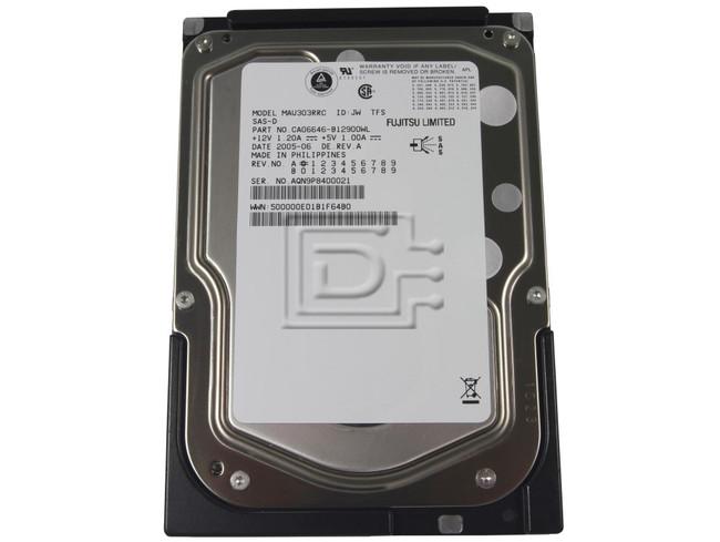 FUJITSU MAU3036RC SCSI Hard Drive image 1