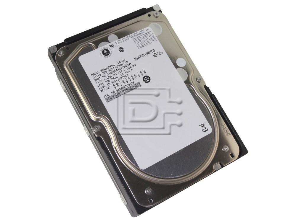 SEAGATE ST3300007LC 300GB 10K U320 SCSI HARD DRIVE NEW
