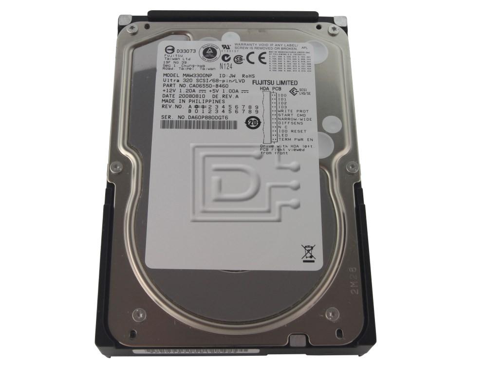 """FUJITSU MAW3300NP Fujitsu MAW3300NP 3.5"""" SCSI Hard Drive image 1"""