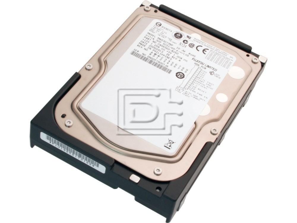 FUJITSU MAX3073NP SCSI Hard Drive image 1