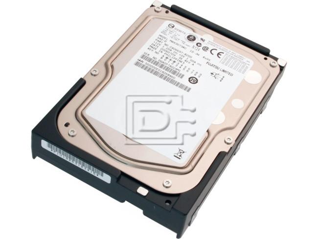 FUJITSU MAX3073RC SAS Hard Drive image 1