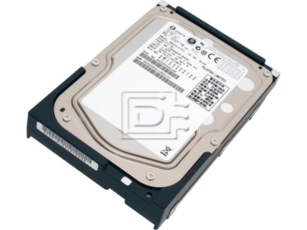 FUJITSU MAX3147FC Fibre Fiber Channel Hard Disks image 1