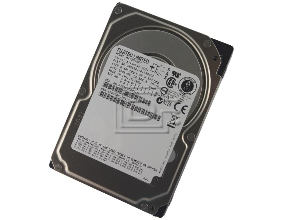 FUJITSU MAY2036RC SCSI Hard Drive image 1