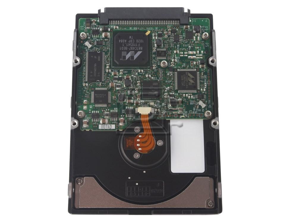 FUJITSU MBA3300NC CA06708-B40300DL CA06708-B400 PN-0JU654-26813-97F-2L9M-A01 SCSI Hard Disk Drives image 2