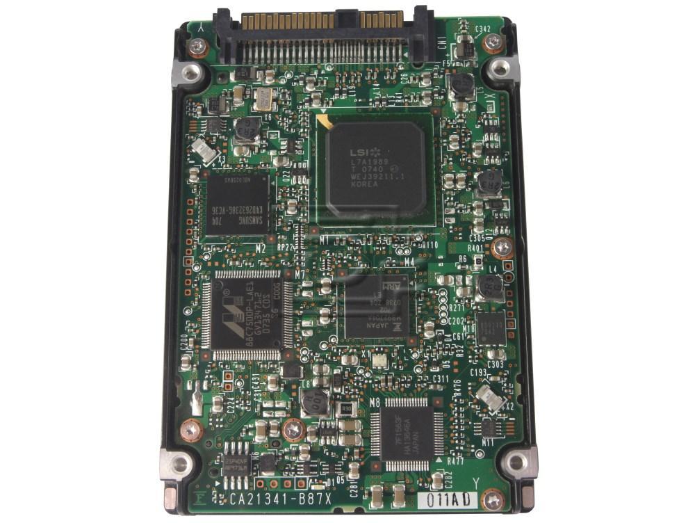 FUJITSU MBC2036RC 0GX250 GX250 SAS SCSI Hard Drive image 2