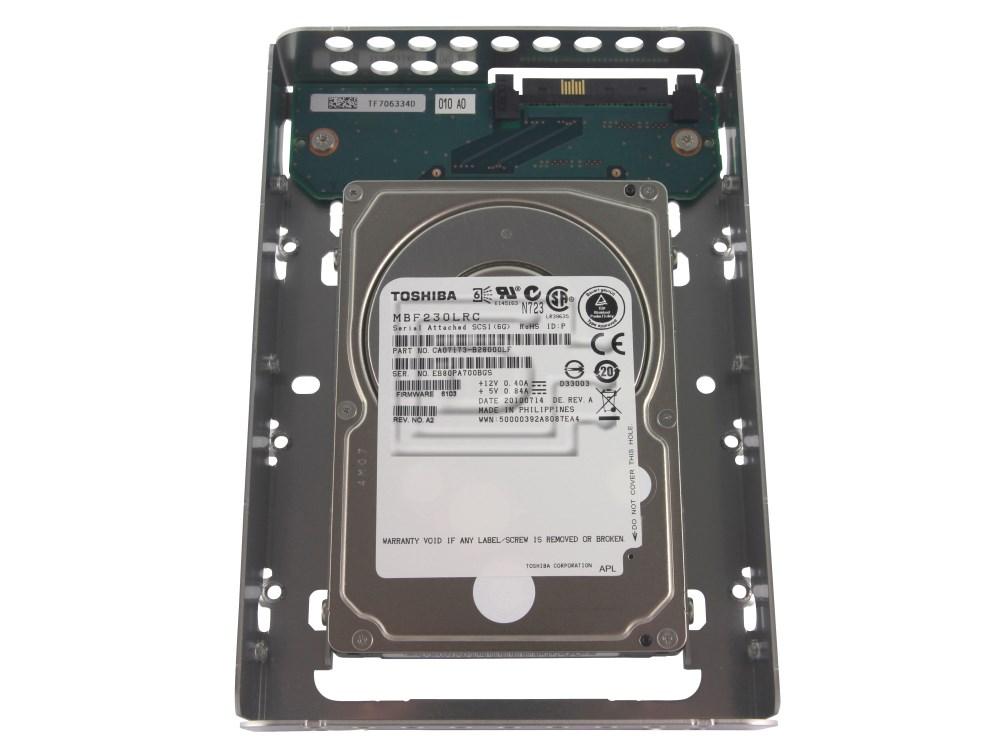 Toshiba MBF230LRC SAS Hard Drive image 1