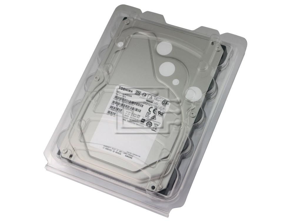 Toshiba MC04ACA500A HDERR20GEA51 SATA Hard Drive image 1