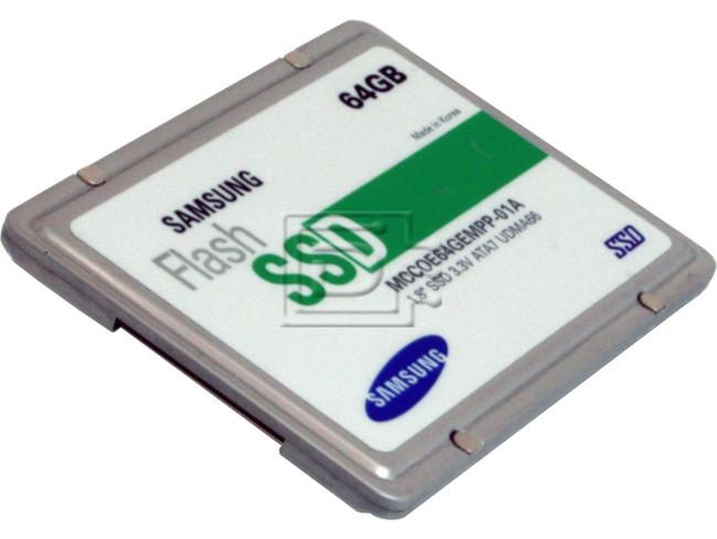 "SAMSUNG MCCOE64GEMPP-01A MCCOE64GEMPP01A00 341-6042 0NY503 0FR890 NY503 FR890 DFAMY0J817 SE817C0216 Laptop IDE 1.8"" SSD Solid State Hard Drive image"