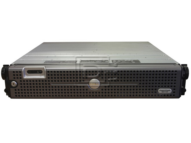 Dell MD1120 Powervault MD1120 SCSI Array DEL-MD1120-BN-OE image 1