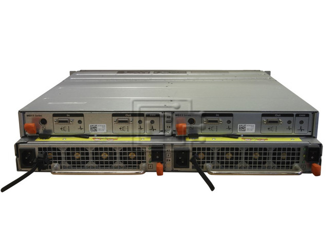 Dell MD1120 Powervault MD1120 SCSI Array DEL-MD1120-BN-OE image 2