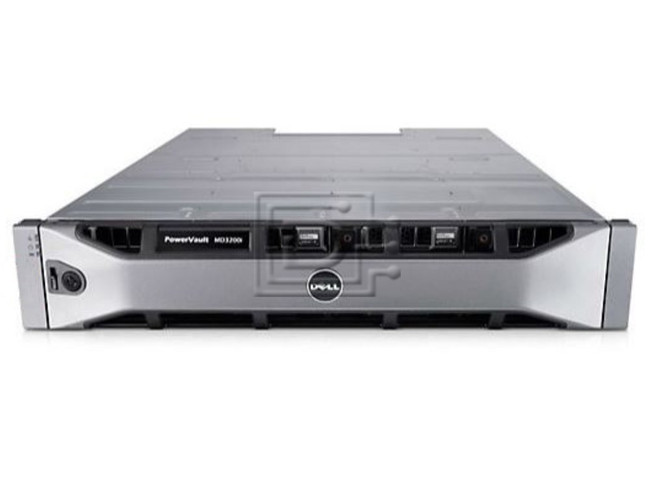 Dell MD3200i Powervault MD3200i SCSI Array DEL-MD3200i-NP-OE image 1