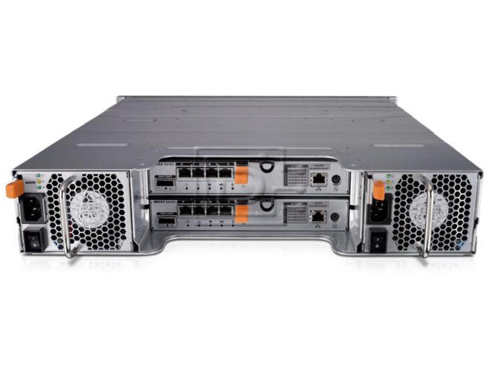 Dell MD3200i Powervault MD3200i SCSI Array DEL-MD3200i-NP-OE image 2