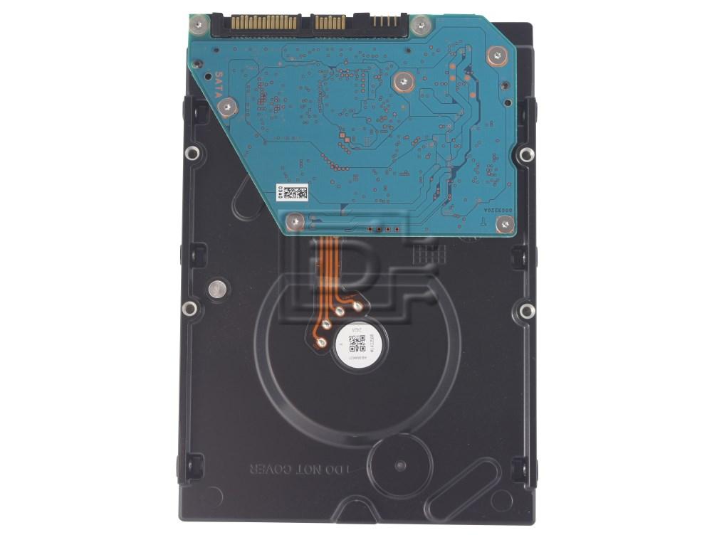 Toshiba MG03ACA100 D3YV6 0D3YV6 HDEPQ03DLA51 2TB SATA Hard Drive image 2
